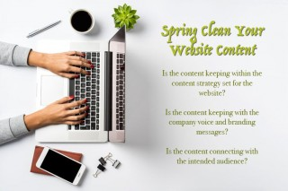 Spring Clean Your Website Content